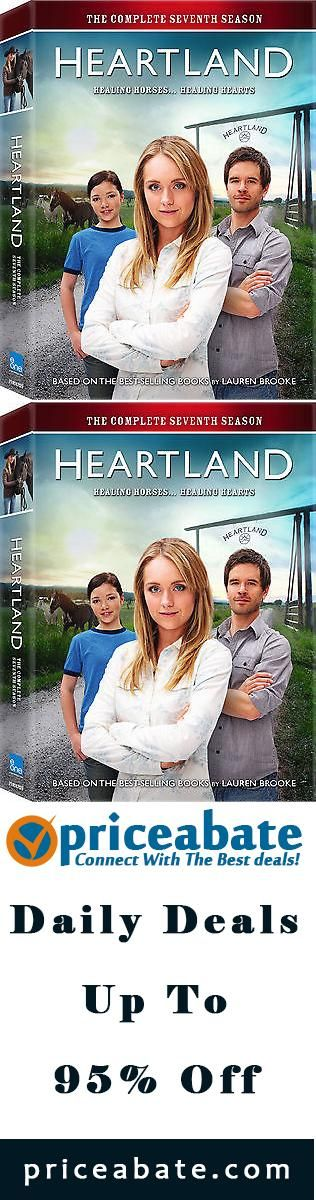 #priceabatedeals Heartland: Season 7 (DVD, 2014) New Box Set - Buy This Item Now For Only: $32.27
