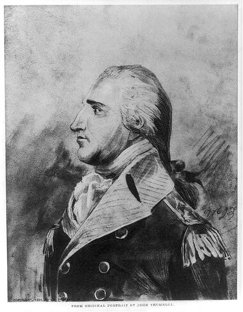 Benedict Arnold Biography