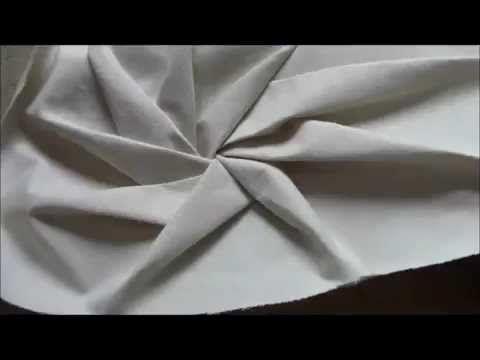 TR Cutting School-Origami Workshop by Shingo Sato-Origami Petal - YouTube