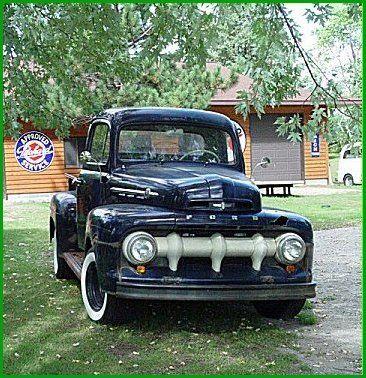 '52 Ford - Chevy heart beat....ran, ran and ran