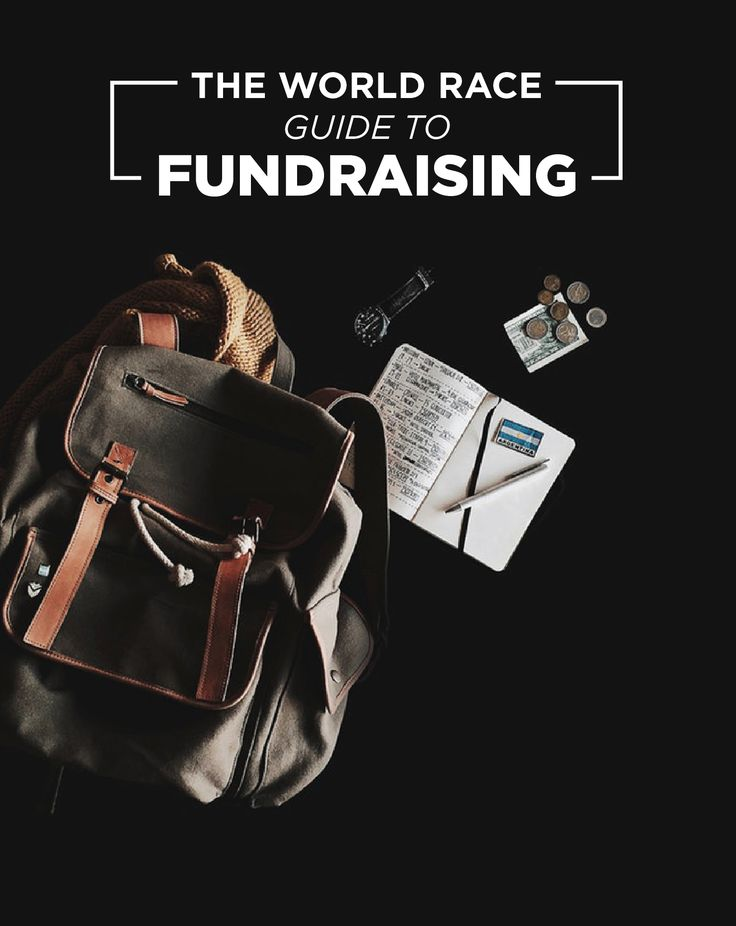 The basics to fundraising for the World Race