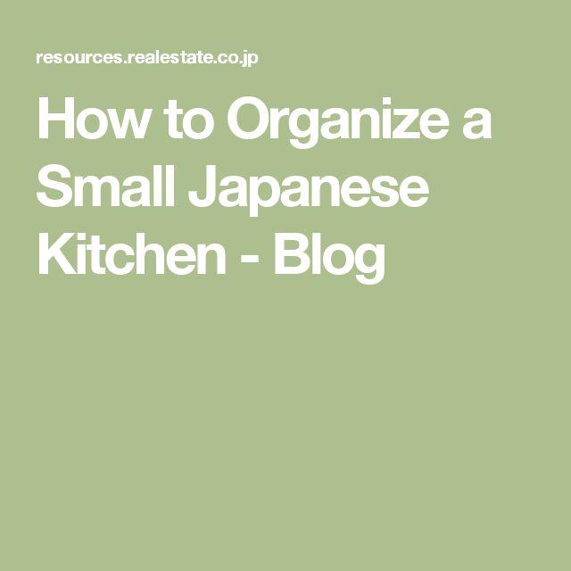 Best 25+ Japanese Kitchen Ideas On Pinterest