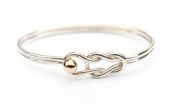 Fisherman's Knot Bracelet