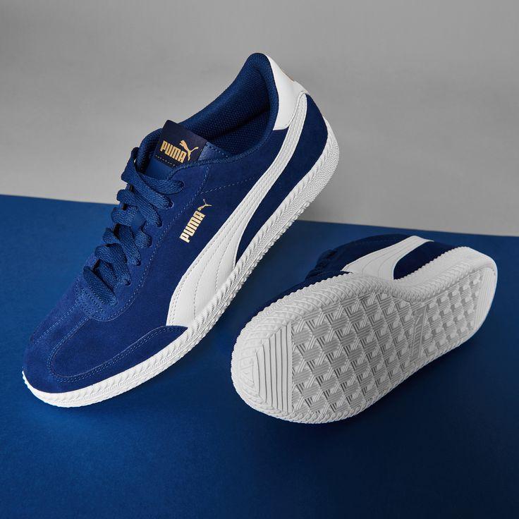 PUMA Flextrainer Mid ombre sale da Donna Scarpe Sneaker Fitness Dance 38 NUOVO