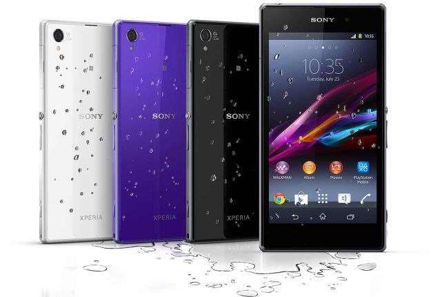Sony Xperia Z1 is the camera-based phone with Snapdragon 800 under the hood