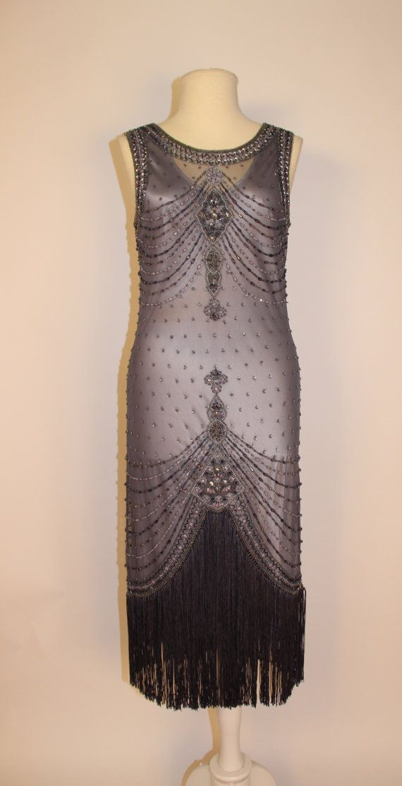 Fabulous Flapper Bara Dress Colors Available Bronze With Copper And