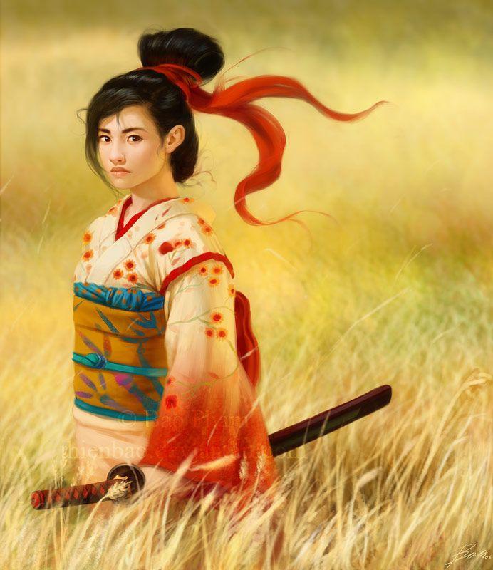 Katsumi by Thienbao deviantart http://thienbao.deviantart.com/gallery/?offset=120#/dwtnwo