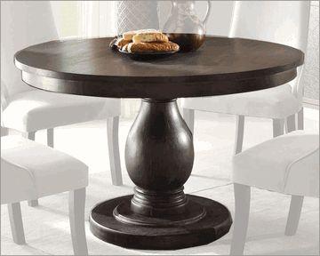 Homelegance Pedestal Dining Table Dandelion EL-2466-48