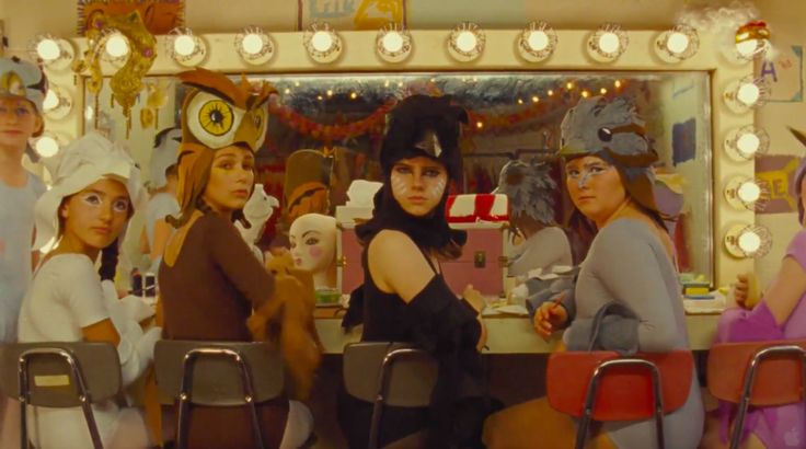what's your tale nightingale - what's your tale, nightingale? - moonrise kingdom
