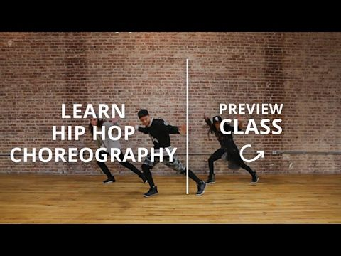Learn Hip Hop: Dance Class by Misha Gabriel: House Level 1 - YouTube