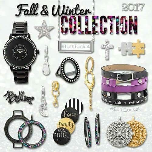 Origami Owl new Fall/Winter collection launches next week! 7.25.17