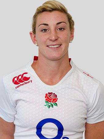 Alice Richardson - Rugby Sevens.