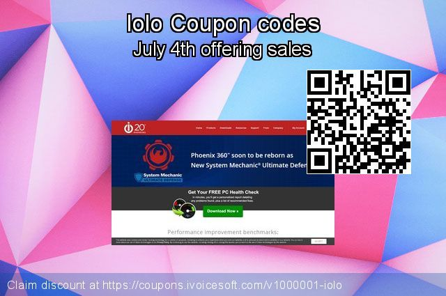 60 Off Iolo Coupon Codes For April Fools Day Offering Sales
