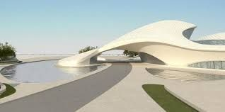 Image result for ZaHa Hadid Design Bee'ah Headquarters in S