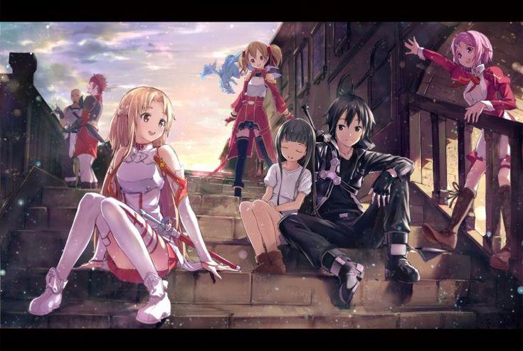 Fonds d'écran Manga > Fonds d'écran Sword Art Online sword art online par jo-jo8 - Hebus.com