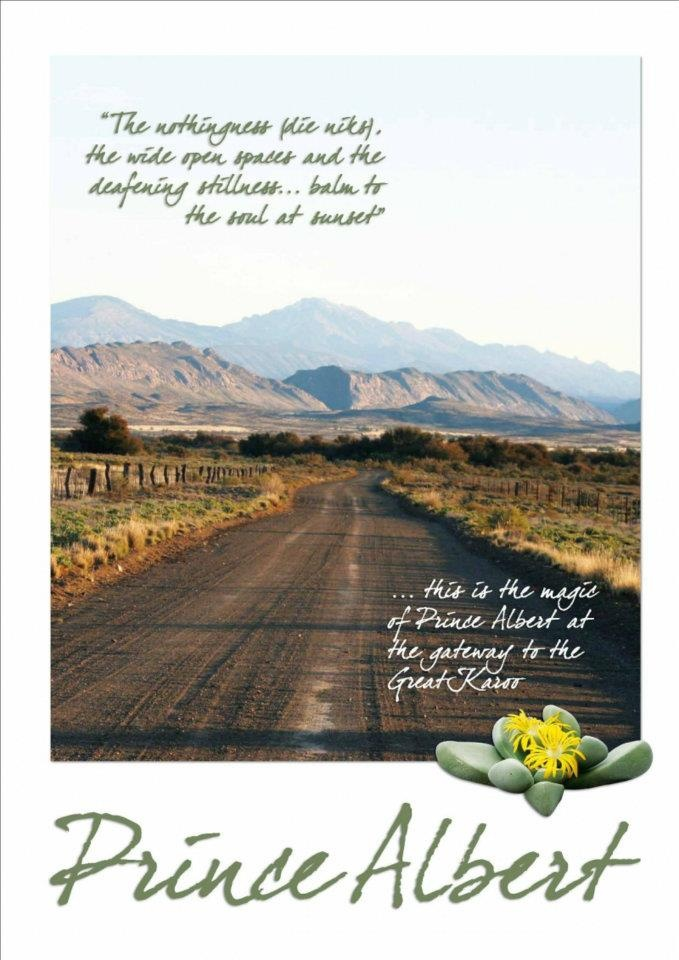 Karoo. We all need this sometime, just to check our soul