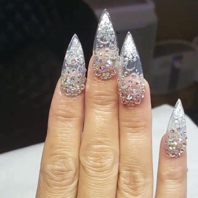Aquarium Nails @tonysnails