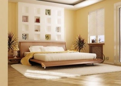 17 Chic and Modern Bedroom Interior Ideas (house,plans,home,decorators,architecture,interior,design,area rugs,contemporary,decor)