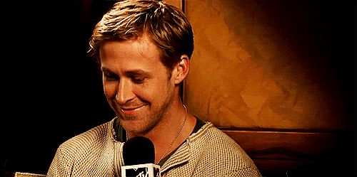 Celeb Love: 25 Ryan Gosling GIFs To Brighten Up Your Monday! | YourTango