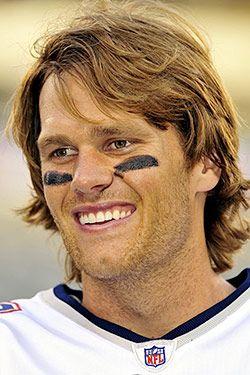 Tom Brady Long Hair | Did Gisele Send Tom Brady to See a Hair-Transplant Specialist?