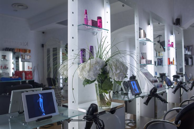 Atelier Luciano Colombo in Corso Magenta, 66, Milan. #hair #beauty #milan #hairstylist #tools #ipad @LUCIANO COLOMBO - Hairstylist Milano