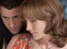 "Pushing Daisies' Lee Pace as Calpernia Addams in ""Soldier's Girl"" - thebacklot.com"