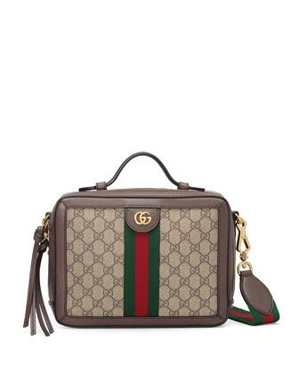 b5bc73f1638 Ophidia Small GG Supreme Shoulder Bag by Gucci at Bergdorf Goodman ...
