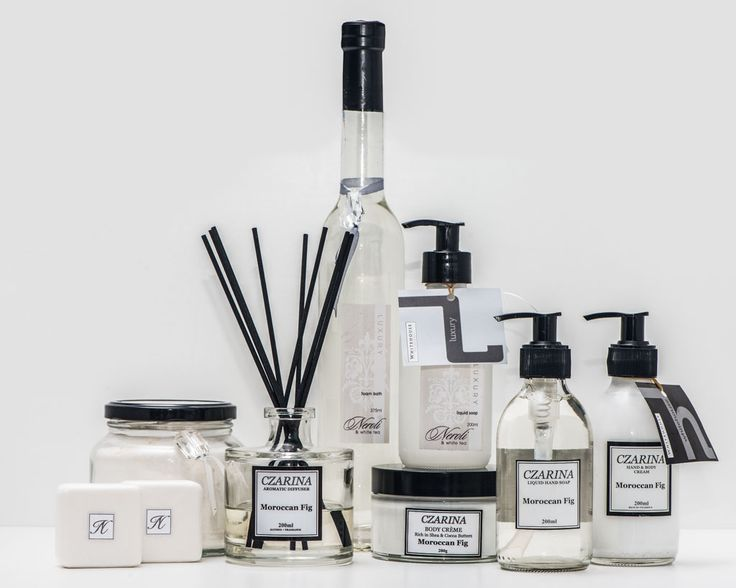 WHITEHOUSE Fragrances, hand soap, lotions. . . Call them on 014 537 2636.