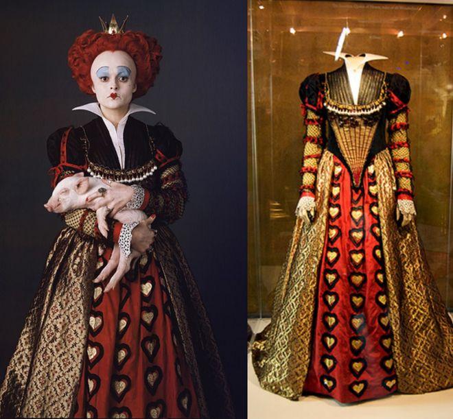 Collen Atwood costume designer - Alice in Wonderland