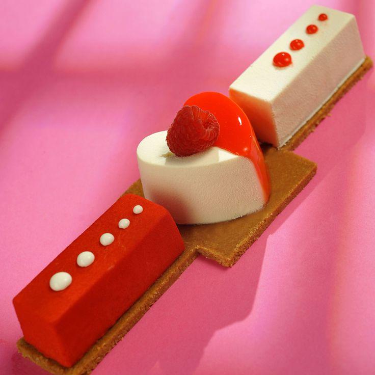 Saint Valentin : desserts et gourmandises à déguster à deux : Duo torride - Christophe Roussel - Cuisine Plurielles.fr