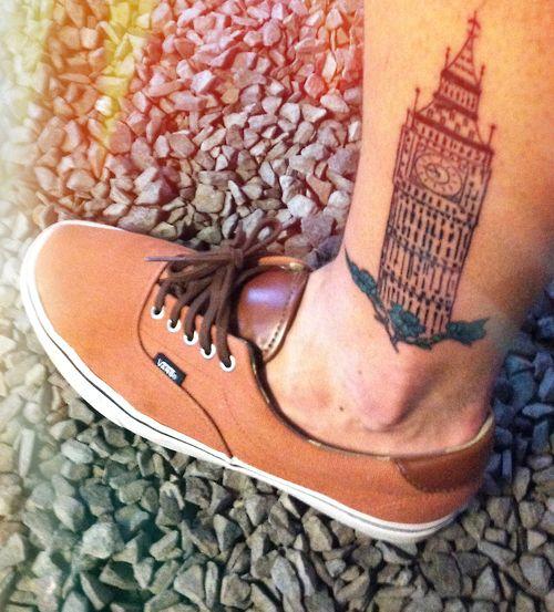 http://tattoo-ideas.us/wp-content/uploads/2014/01/bigben.jpg Big Ben Tattoo #Yourtattoos