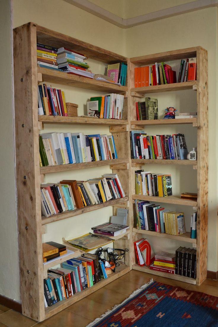 sbancali: libreria angolo