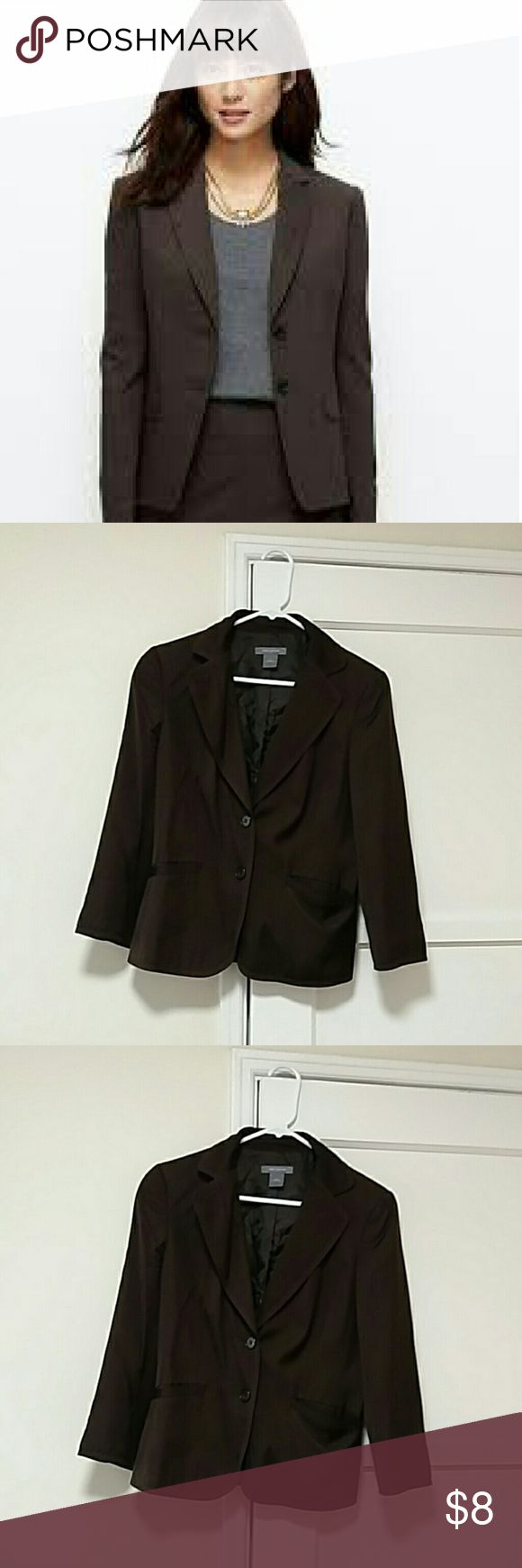 ANN TAYLOR Women suit jacket good condition Ann Taylor Jackets & Coats