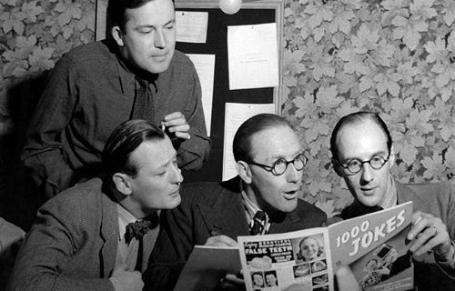 """Band Waggon"" with Arthur Askey and Richard Murdoch."