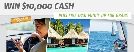 Our Comp. How would you spend $10,000? http://www.australianoffers.com.au/win/cash/?s=713