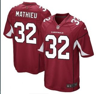 Tyrann Mathieu 32 Player Men's Short Sleeve T-Shirt Season Game Jerseys  Cardinal Size -- Awesome products selected by Anna Churchill