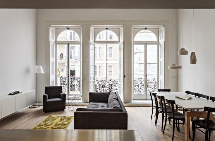 Central London apartment - desire to inspire - desiretoinspire.net