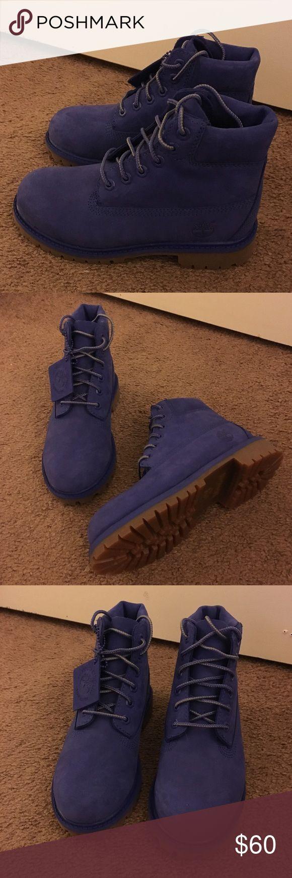 "New TIMBERLAND 6"" PREMIUM WATERPROOF BOOTS  Kids 1 Brand New TIMBERLAND Kids 6"" PREMIUM WATERPROOF BOOTS / Kids Size 1 Timberland Shoes Boots"