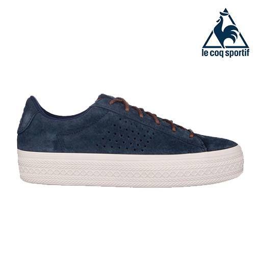 pantofi sport Le Coq Sportif SS 2015 http://www.otter.ro/pantofi-sport-le-coq-sportif-albastru-inchis-din-nabuc-w2d0111dsagate99