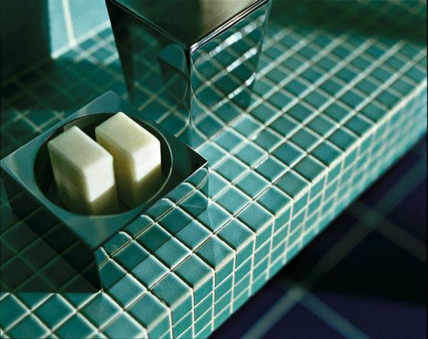 1000 images about keukentegels on pinterest murals - Faience salle de bain turquoise ...