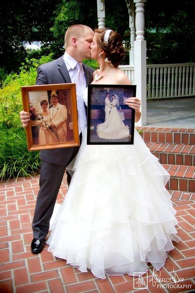 Familien Hochzeitsbilder, die in keinem Album fehlen dürfen