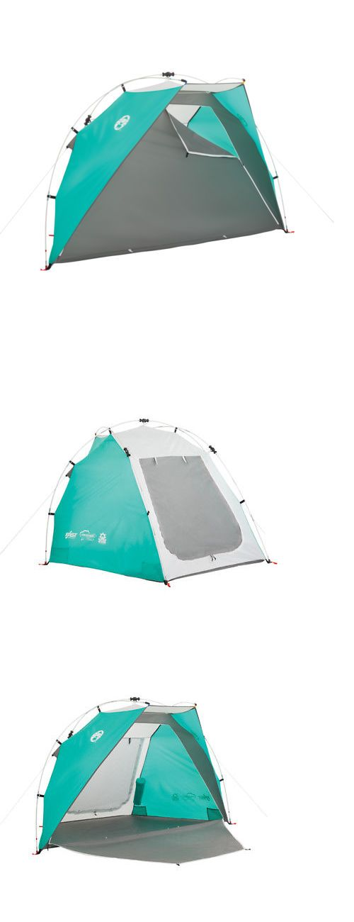 Other Camping Sleeping Gear 16040: Hatteras Fast Pitch Beach Shade W Drink Sleeve -> BUY IT NOW ONLY: $78.38 on eBay!