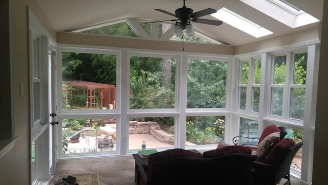288 Outback Deck Inc Woodstock Ga Replacement Home Improvement Contractor Outdoor Living Space Home Improvement Contractors Real Wood Decking