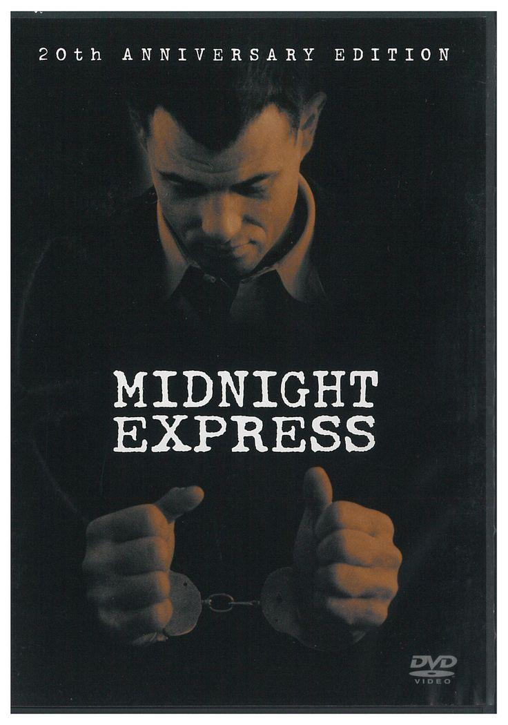 Midnight Express - Nombre de titres : 121 minutes -   Langue : Français - Anglais -   Référence : 00052195 #Dvd #Cadeau #Film