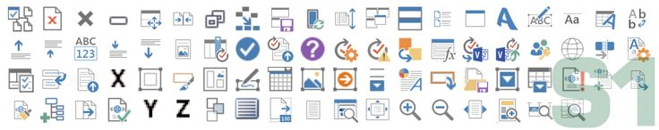 Microsoft Office Excel 2013 ImageMso Gallery Icons page 10