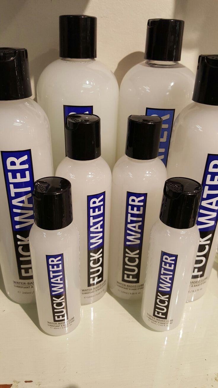Fuck Water Lubricant #lubricants #fuckwater #canadianlubricants #yyj #victoriabc
