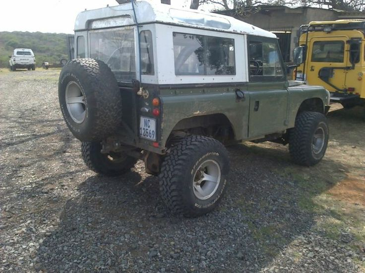 Land Rover Swb Hybrid For Sale Discovery Chassis 3ct