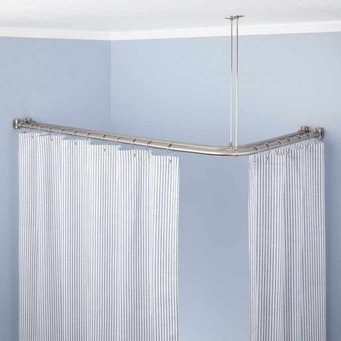 17 Best ideas about Double Shower Curtain on Pinterest