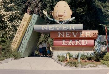 Never, Never Land-Point Defiance Park, Tacoma, Washington. Might be fun to go see!