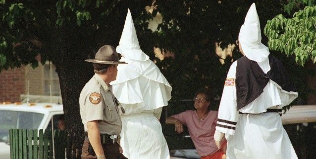Two Florida Police Officers Lose Their Jobs After FBI Report Links Them To The Ku Klux Klan (good!)